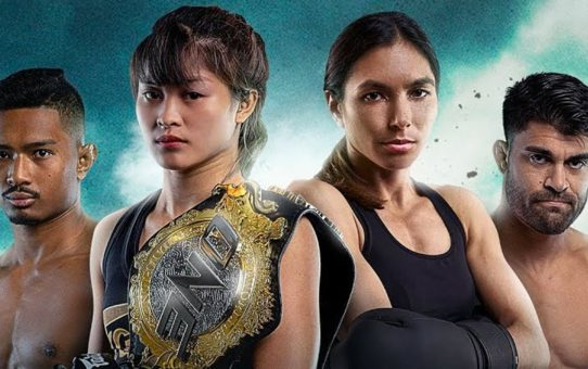 Stamp Fairtex vs. Janet Todd Headlines ONE: CALL TO GREATNESS | The Best Of ONE Championship