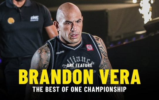 Brandon Vera Unchanged By Fame & Fortune | The Best Of ONE Championship