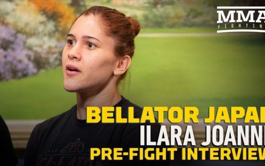 Bellator Japan: Champ Ilima-Lei Macfarlane No. 2 On Ilara Joanne's New List – MMA Fighting