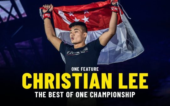 Christian Lee   The Best Of ONE Championship