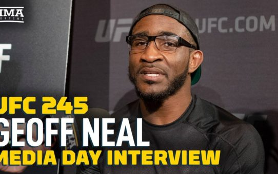 Geoff Neal Quit Server Job One Week After Finding Out He's Fighting Mike Perry – MMA Fighting
