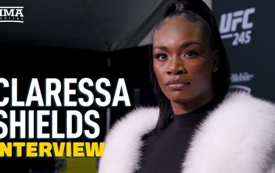 Claressa Shields Details Dana White Meeting On Potential Amanda Nunes Fight – MMA Fighting