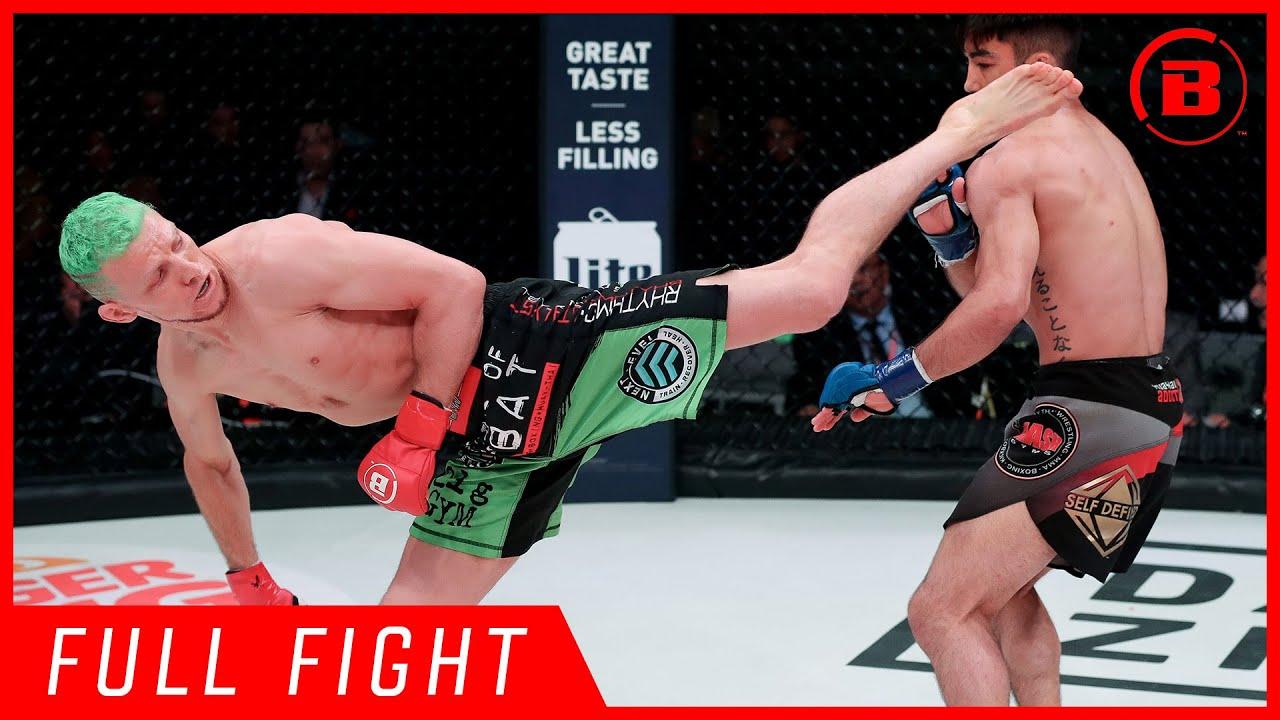 Full Fight | Cass Bell vs. Peter Ishiguro - Bellator 220