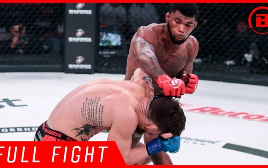 Full Fight | Joey Davis vs. Jeff Peterson – Bellator 229