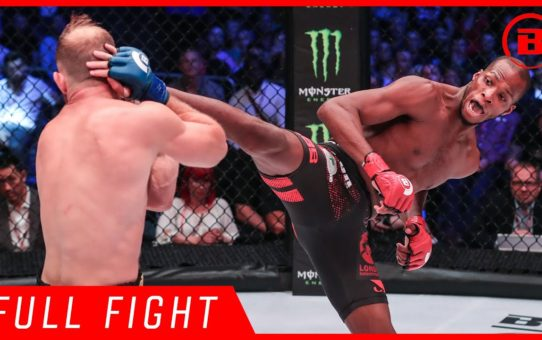 Full Fight | Michael Page vs. David Rickels – Bellator 200