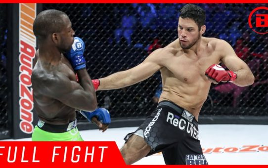 Full Fight | Neiman Gracie vs Ed Ruth – Bellator 213