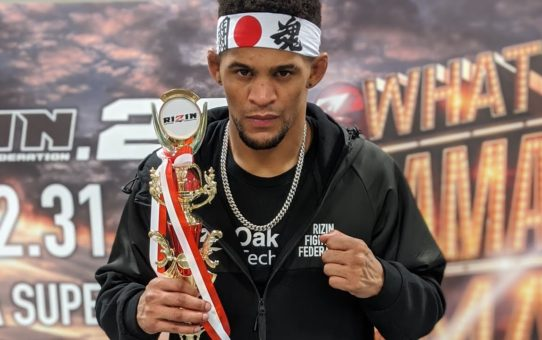 Patrick Mix 'Should Be At The Top Of The List' For Bellator Title Shot After RIZIN 20 – MMA Fighting