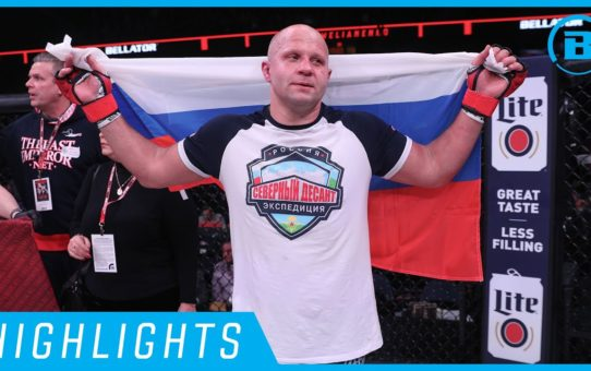 Highlights | Fedor Emelianenko Knockouts