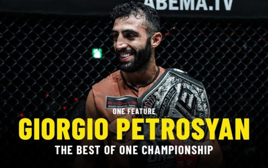 """How Giorgio Petrosyan Became """"The Doctor"""" 