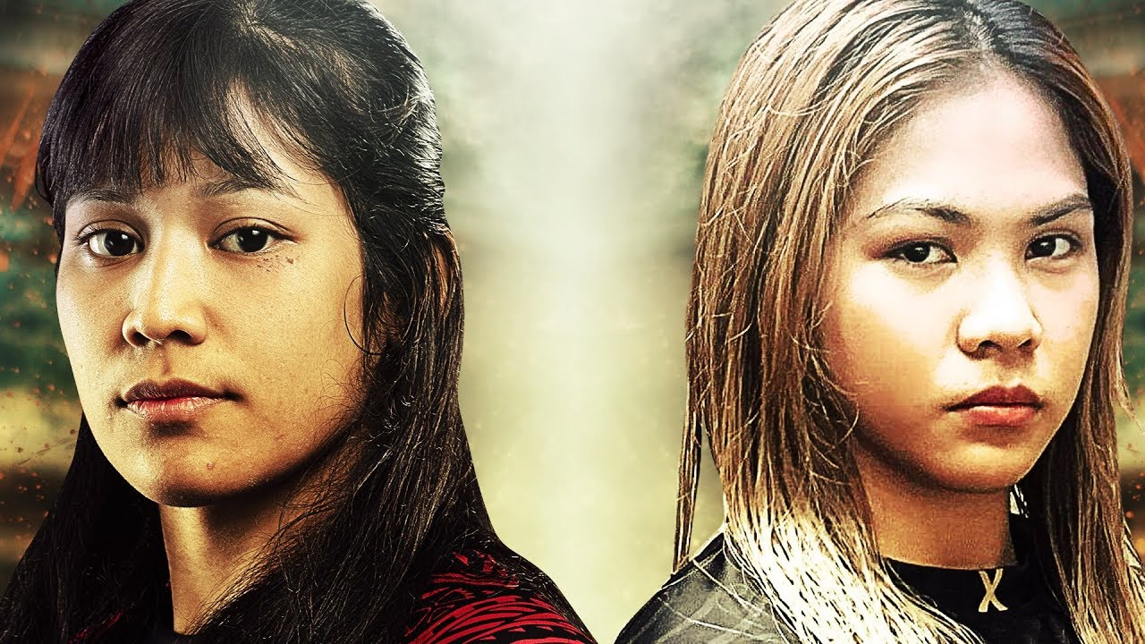 Jihin Radzuan vs. Denice Zamboanga   ONE Official Trailer