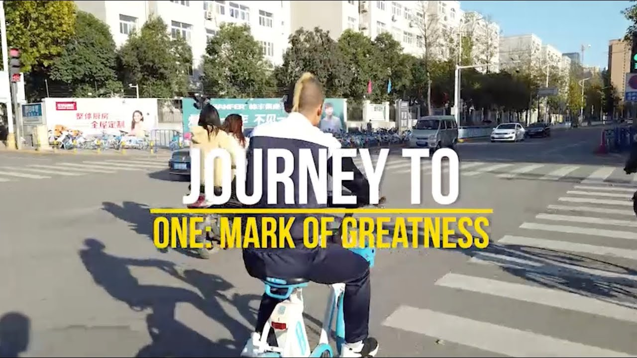 Wang Junguang & Sam-A Gaiyanghadao's Journey To ONE: MARK OF GREATNESS | ONE VLOG