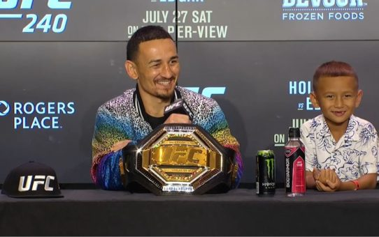 Max Holloway's Best Lines | UFC Featherweight Champion