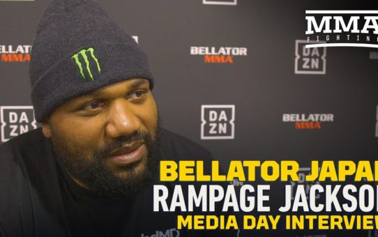 Rampage Jackson Doesn't Care About Fighting Fedor Emelianenko For Legacy – MMA Fighting