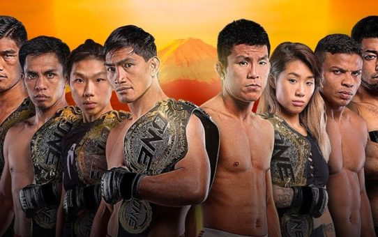 Eduard Folayang vs. Shinya Aoki Headlines ONE: A NEW ERA | The Best Of ONE Championship