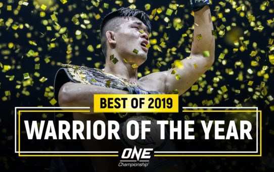 ONE Championship Warrior Of The Year   Best Of 2019