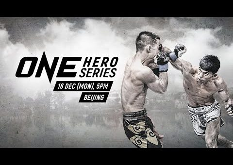 ONE Hero Series December