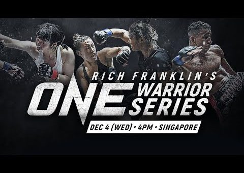 ONE Warrior Series 9