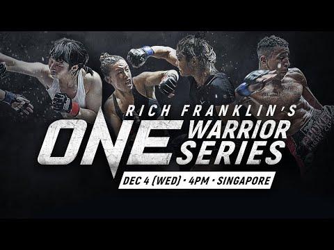 ONE Warrior Series 9