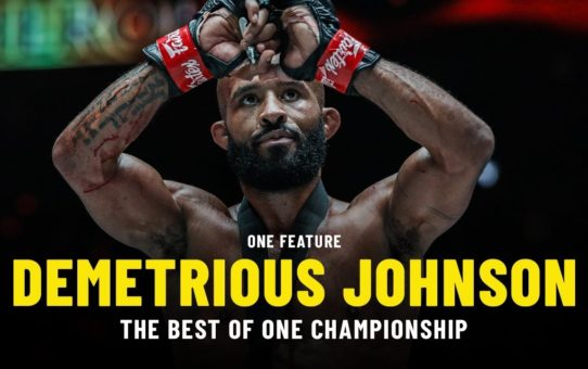 Demetrious Johnson Conquers Martial Arts In Asia | The Best Of ONE Championship