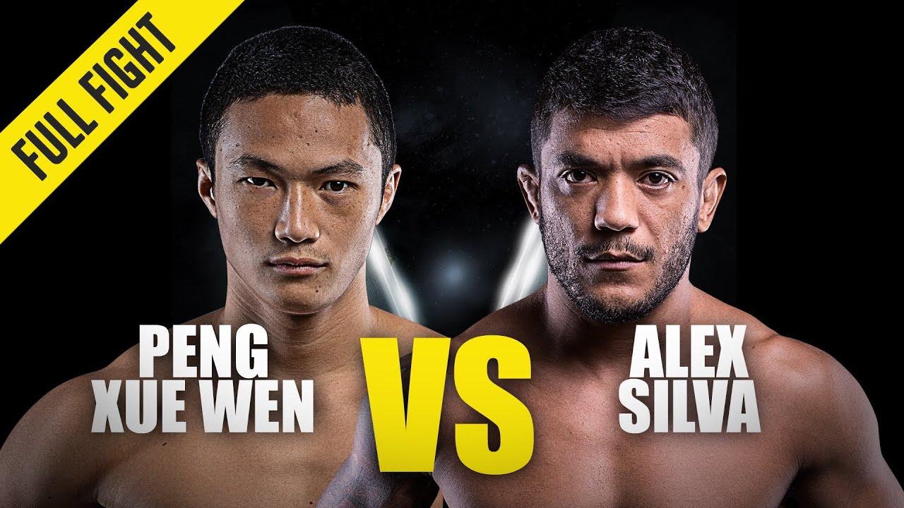 Peng Xue Wen vs. Alex Silva | ONE Full Fight | November 2019