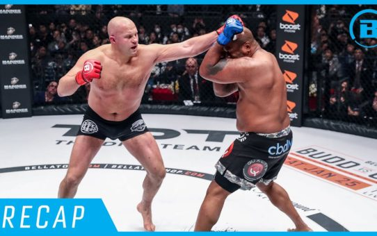 Recap | Bellator 237: Japan