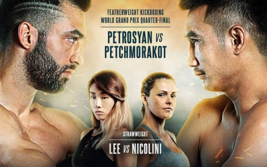Petrosyan vs. Petchmorakot Headlines ONE: MASTERS OF DESTINY | 2019 In Review