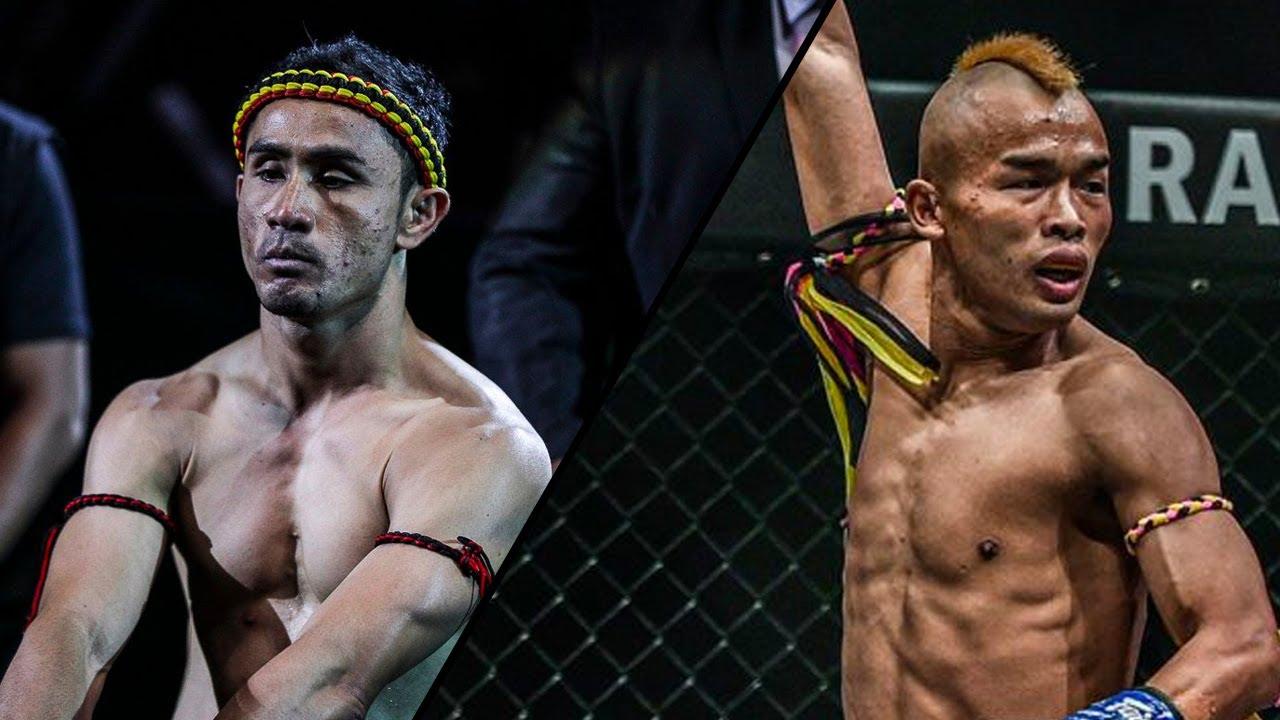 Sam-A Gaiyanghadao vs. Wang Junguang | ONE Main Event Feature