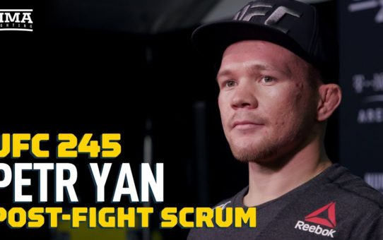 Petr Yan Won't Call Out Next Opponent, But Feels He Deserves Title Shot – MMA Fighting