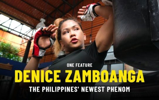 The Philippines' Newest Phenom Denice Zamboanga | ONE Feature