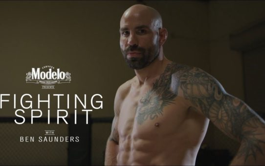 UFC 245: Ben Saunders – Fighting Spirit | Presented By Modelo