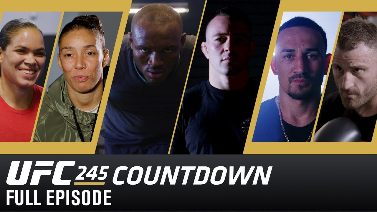 UFC 245 Countdown: Full Episode