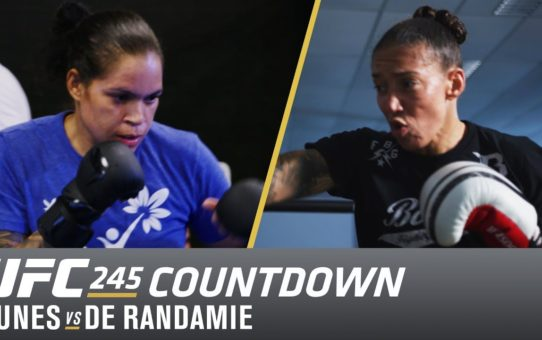 UFC 245 Countdown: Nunes vs de Randamie
