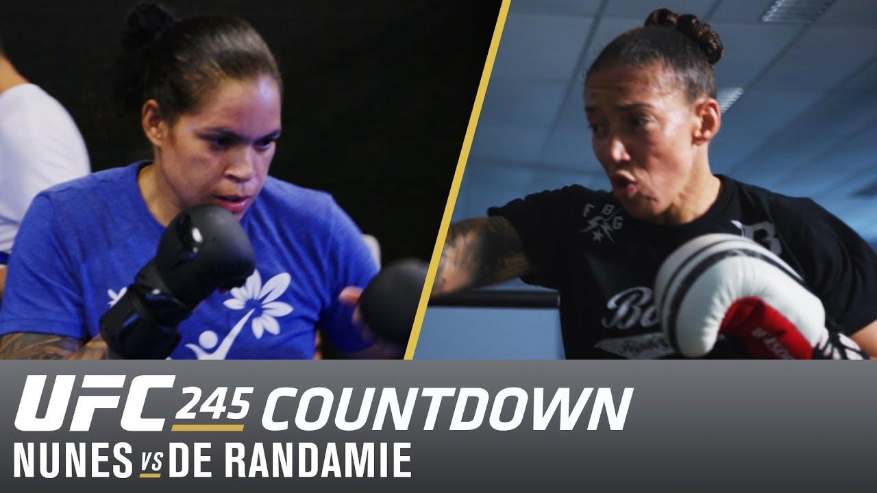 UFC 245 Countdown: Nunes vs de Randamie