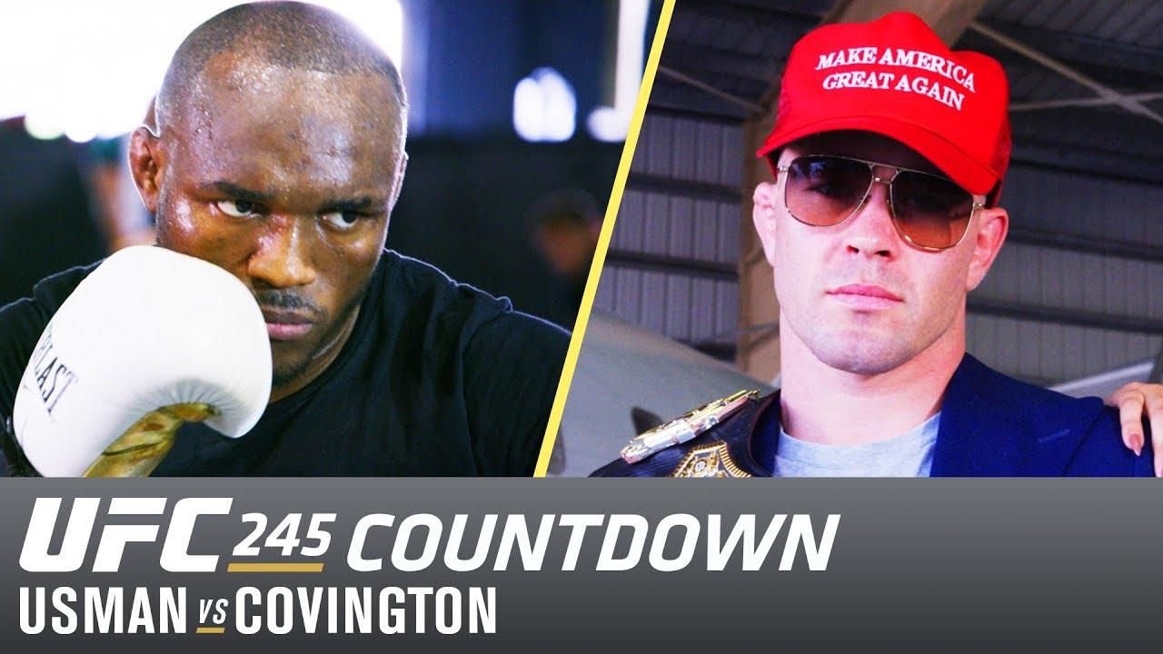 UFC 245 Countdown: Usman vs Covington