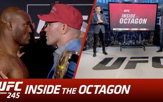 UFC 245: Inside the Octagon – Usman vs Covington