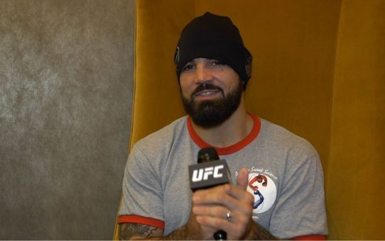 UFC 245: Mike Perry Talks Wedding, Nose Injury, Fan Support