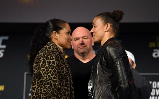 UFC 245: Nunes vs de Randamie – Preview