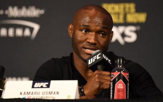 UFC 245: Post-fight Press Conference