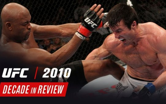 UFC Decade in Review – 2010