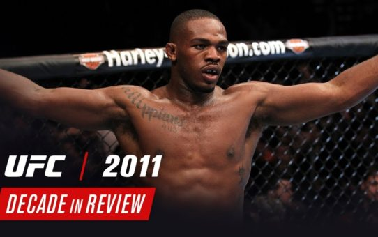 UFC Decade in Review – 2011