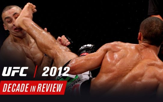 UFC Decade in Review – 2012