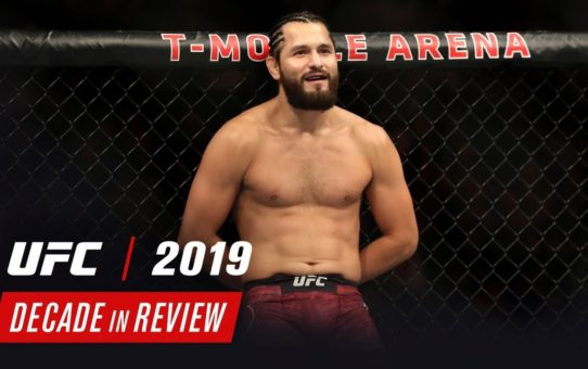 UFC Decade in Review – 2019