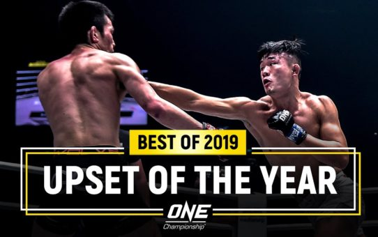 Upset Of The Year   Best Of 2019
