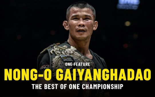 What Makes Nong-O A Muay Thai Legend | The Best Of ONE Championship
