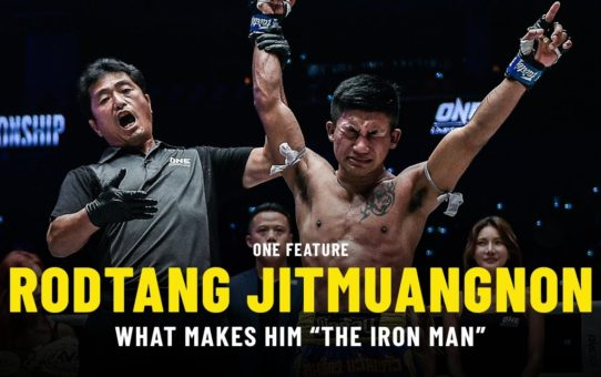 """What Makes Rodtang """"The Iron Man"""" 