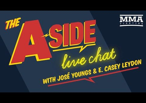 The A-Side Live Chat: UFC 246 preview, Conor McGregor vs. Donald Cerrone, more