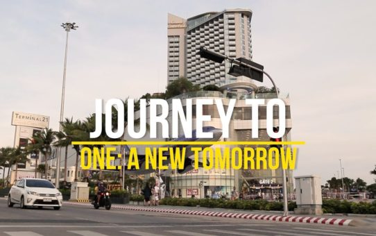 Rodtang, Stamp Fairtex & Victor Pinto's Journey To ONE: A NEW TOMORROW | ONE VLOG