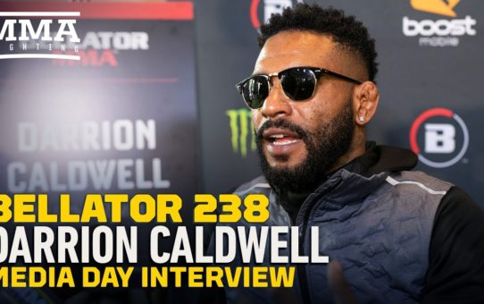 Bellator 238: Darrion Caldwell Pre-Fight Interview – MMA Fighting