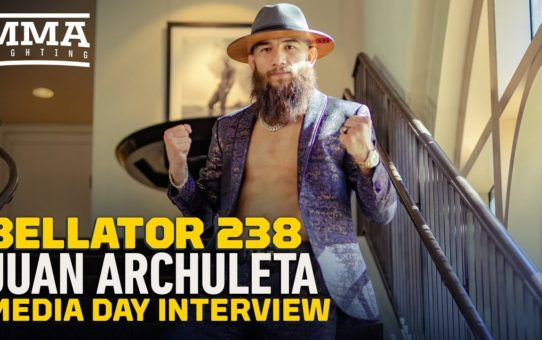 Bellator 238: Juan Archuleta Pre-Fight Interview – MMA Fighting