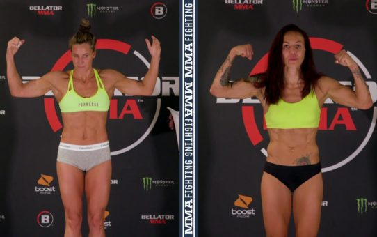 Bellator 238 Weigh-Ins: Julia Budd, Cris Cyborg Make Weight – MMA Fighting